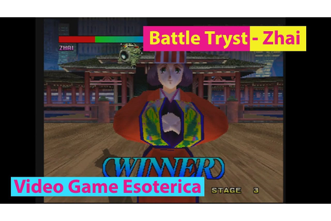 Battle Tryst - Zhai Gameplay - 3DO M2 - Video Game ...