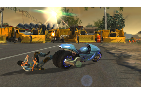 LocoCycle review: flat tire | Polygon