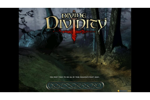 Divine Divinity gameplay (PC Game, 2002) - YouTube