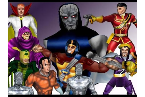 Freedom Force Full Game Walkthrough Gameplay - YouTube