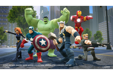 Disney Infinity 2.0: Marvel Super Heroes review: action ...