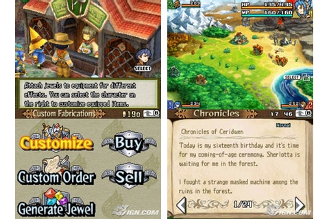 Final Fantasy Crystal Chronicles: Echoes of Time Review ...