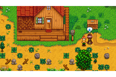 Stardew Valley Review - Gamekings