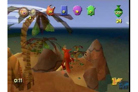Ooga Booga Gameplay (Dreamcast) - YouTube