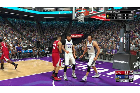 NBA 2K17 Game Free Download for PC | Fully PC Games & More ...