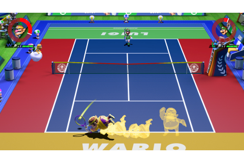 Mario Tennis Aces Embraces the Personality of its Unlikely ...