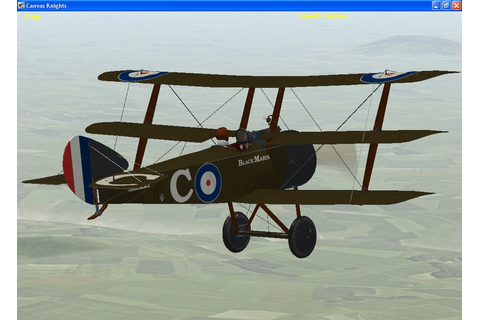 CK's Sopwith Triplane Release. - Canvas Knights Vehicles ...
