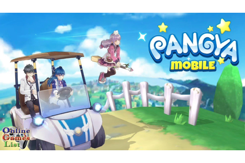 LINE PANGYA MOBILE Android/iOS Gameplay HD - YouTube