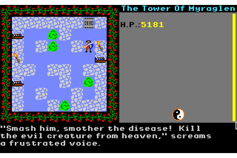 Escape from Hell Part #20 - Tower of Myraglen, Part 2/3 ...