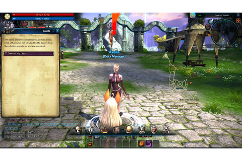TERA ONLINE - Private Server: OnTera Gameplay Test - Max ...