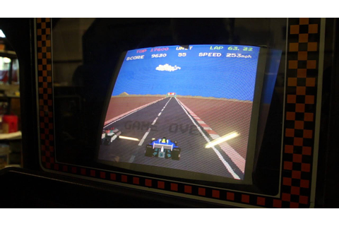 pole position 2 arcade game - YouTube