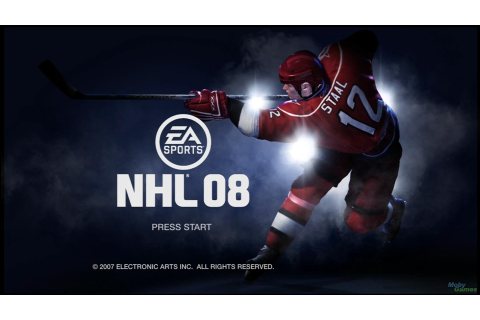 Top 20 NHL Songs from the game soundtracks : NHL 07 – NHL ...