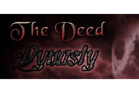 The Deed: Dynasty Free Download « IGGGAMES