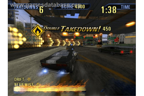 Burnout 3: Takedown - Microsoft Xbox - Games Database