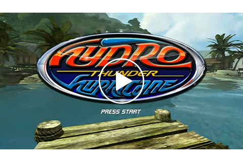 Classic Game Room - HYDRO THUNDER HURRICANE For Xbox 360 ...
