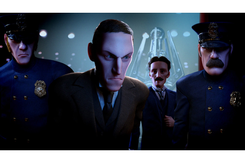 Review: Tesla vs Lovecraft (PC) - Digitally Downloaded