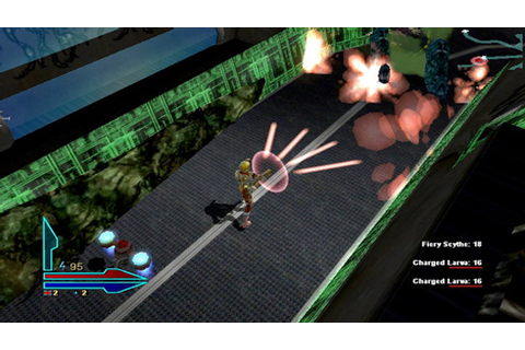 Alien Syndrome Game | PSP - PlayStation