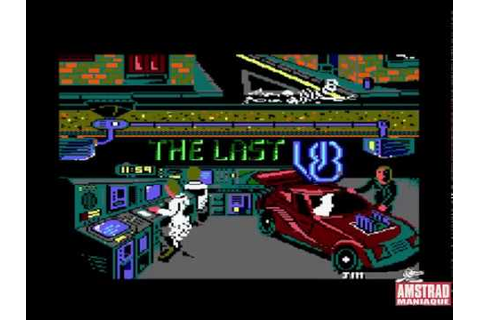 [Amstrad CPC] The Last V8 - Longplay - YouTube