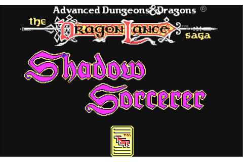 Download Shadow Sorcerer - My Abandonware