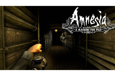 Amnesia 2: A Machine for Pigs | Gameplay & Impressioni by ...