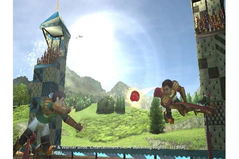 Harry Potter : Coupe Du Monde De Quidditch - GameCube ...