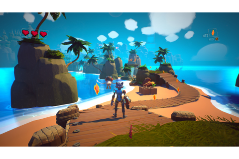 Skylar & Plux: Adventure on Clover Island review ...