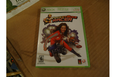 Pocket Bike Racer - Xbox Game Complete | eBay
