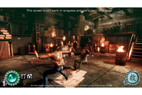 Shenmue III's 'A.I. Battling' combat revealed as ...