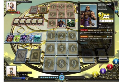 Alteil is a Turn-Based Free-to-play, Collectible Card ...