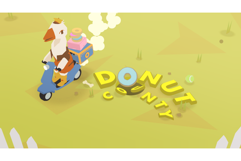 Donut County is a Strangely Fun Puzzle Game That Would ...