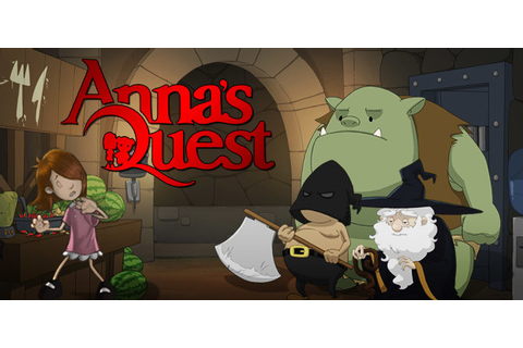 Anna's Quest Steam Key for PC, Mac and Linux - Buy now