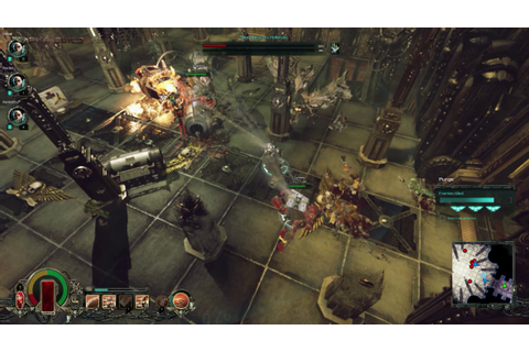 Warhammer 40,000: Inquisitor Martyr - Co-op Playthrough ...
