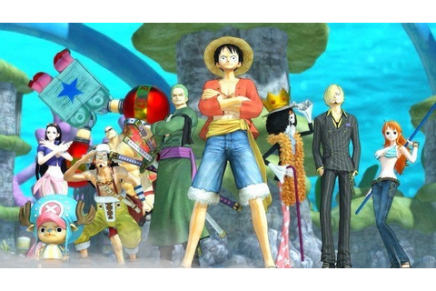 One Piece Pirate Warriors 3: Deluxe Edition Available For ...