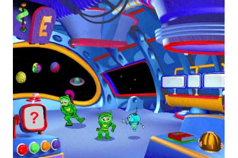 Reading Blaster 2000 on Qwant Games