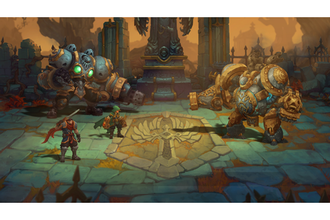 Battle Chasers: Nightwar is coming to PS4 | Gamespresso