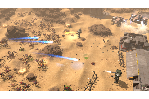 Starship Troopers gets a survival RTS in 2020 | PCGamesN
