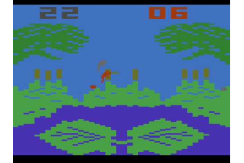 Frogs And Flies Atari 2600 Review - YouTube