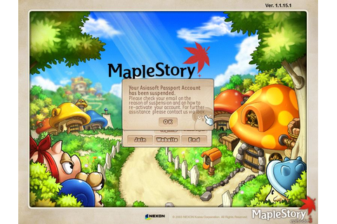 Maplestory Games