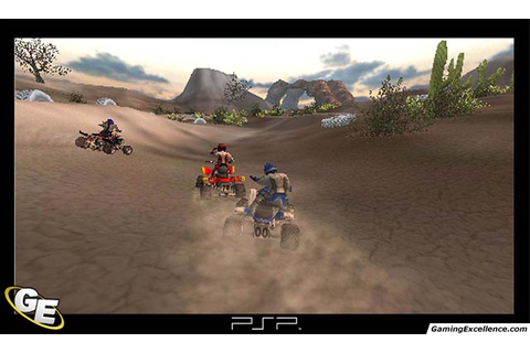 ATV Offroad Fury: Blazin' Trails Review - GamingExcellence