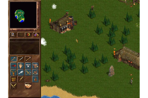 Saga: Rage of the Vikings Download (1998 Strategy Game)
