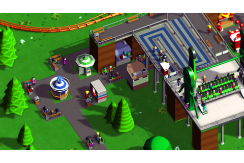Parkitect, the Kickstarter project for an all new theme ...