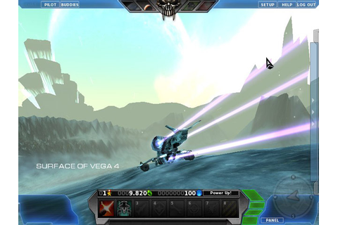 Pirate Galaxy « Space Shooter MMO