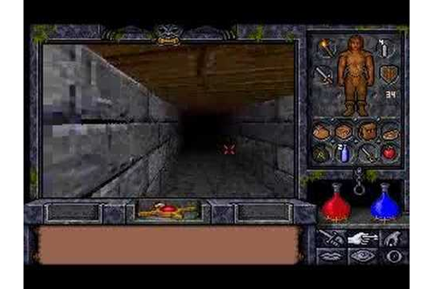 Ultima Underworld 2 - Gameplay - YouTube