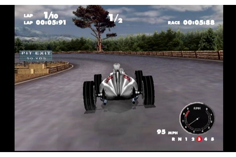 Spirit of Speed 1937 Screenshots for Dreamcast - MobyGames