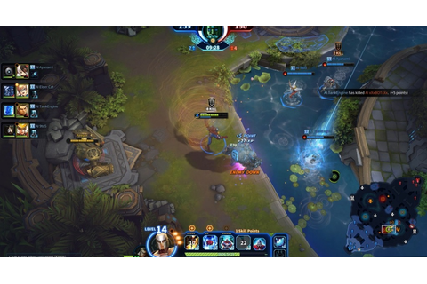 NCSoft takes on League of Legends with action MOBA Master ...