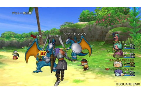Will Square Enix's 'Dragon Quest X' Change Nintendo's ...
