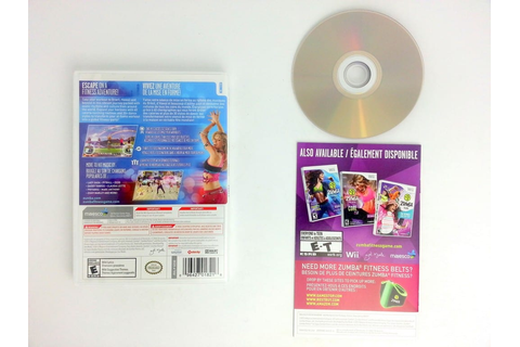 Zumba Fitness World Party game for Wii (Complete) | The ...