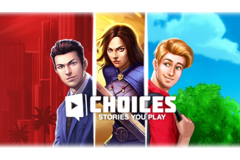 Choices: Stories You Play is the perfect choose-your-own ...