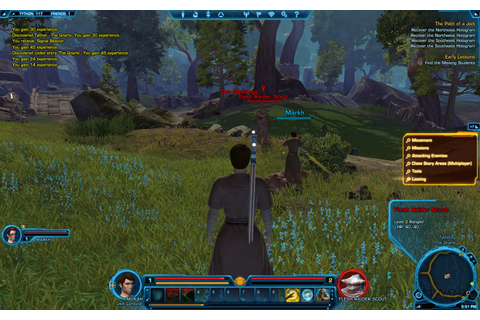 MiikaHweb - Game : Star Wars: The Old Republic