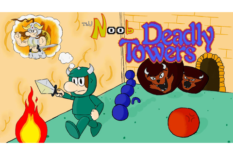 Deadly Towers, ThuN00b Review - YouTube
